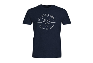 Born to Roam T-Shirt - Men's