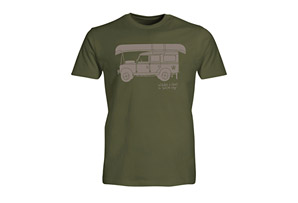 Defender - Go Your Own Way Tee - Men's