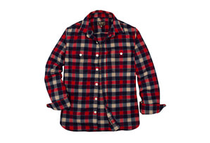 Campfire Flannel Shirt - Men's
