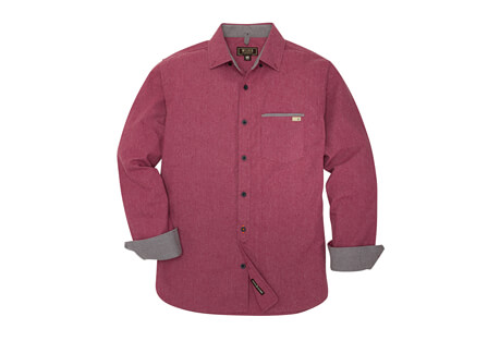 Hawthorne Long Sleeve Button Down Shirt - Men's